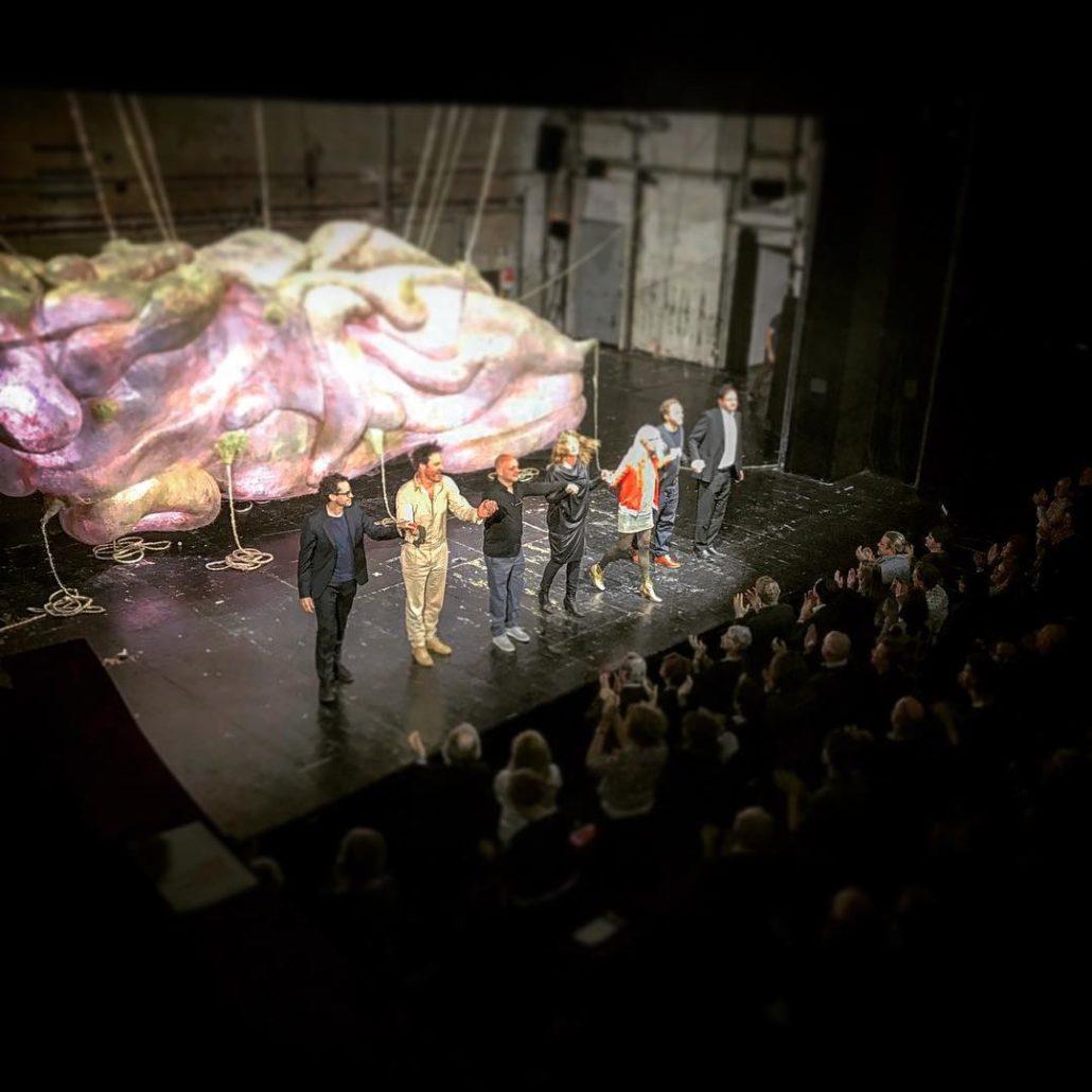 Sensationeller Joachim Meyerhoff in unfassbar bedrckenden und bewegenden Inszenierung vonhellip