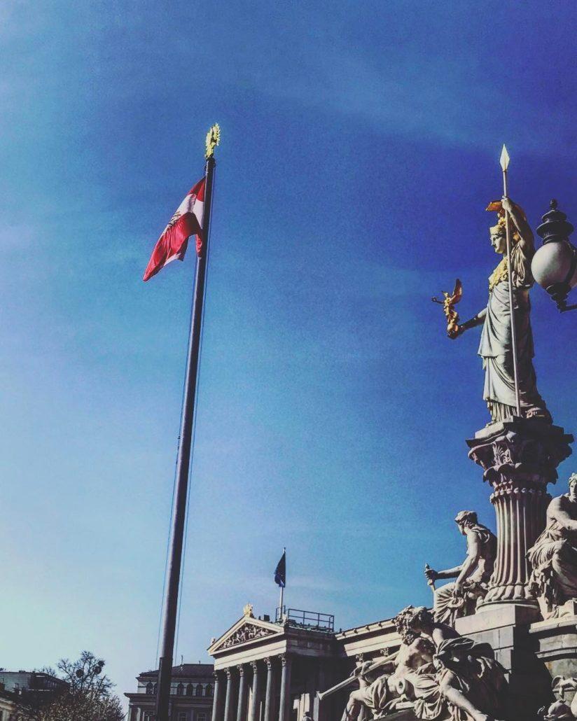 Plenary Day europe austria pallasathene goddess wisdom politics parliamentarism democracyhellip
